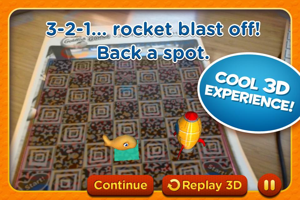 Screenshot Goldfish Games 3D Treasure Hunt